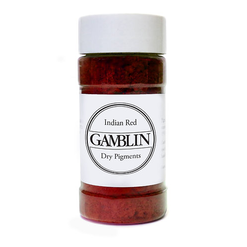 Gamblin Dry Pigments - Indian Red