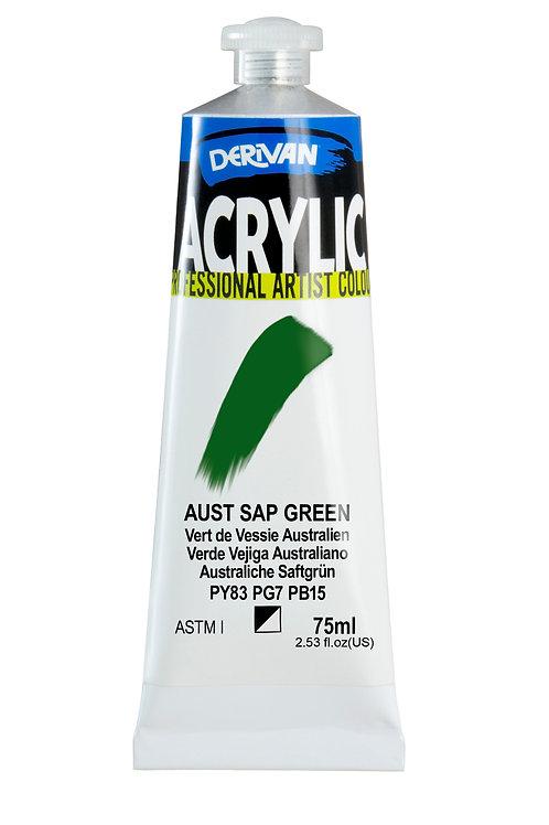 Derivan Acrylic - Australian Sap Green