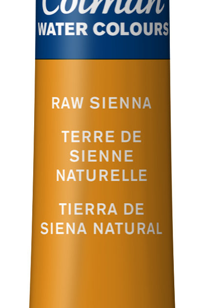 552 W&N Cotman Water Colour - Raw Sienna