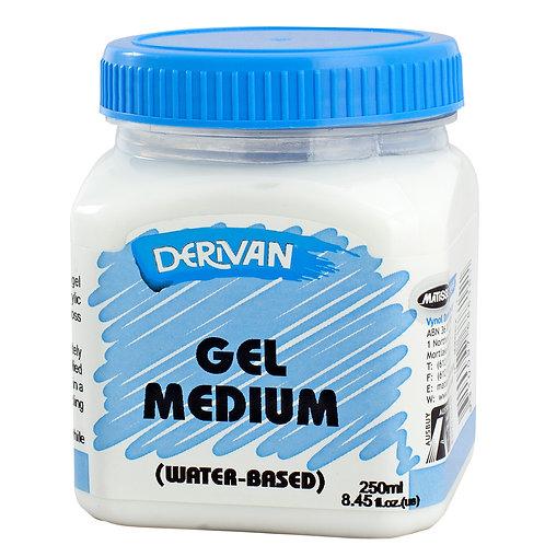 Derivan Gel medium 250ml