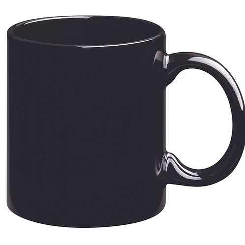 CE002 Ceramic Mugs - Black