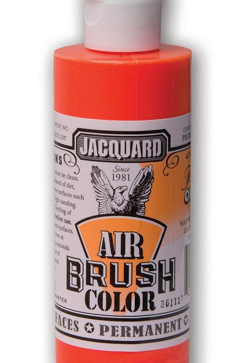 Jacquard Airbrush Colour 118ml - 2405 Fluorescent Orange
