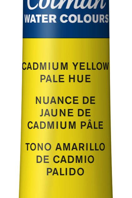 119 W&N Cotman Water Colour - Cadmium Yellow Pale Hue