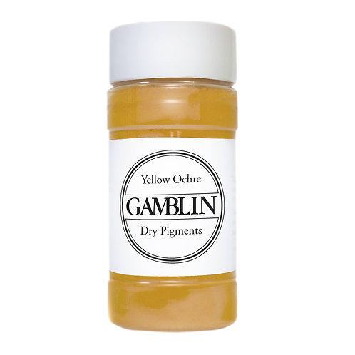 Gamblin Dry Pigments - Yellow Ochre