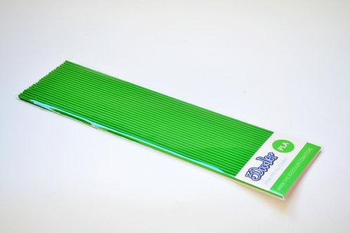 3Doodler PLA Plastic Strands - Greener Grass
