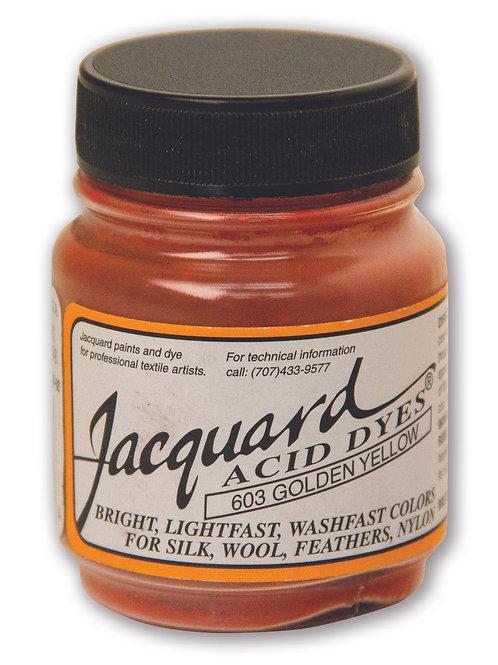 Jacquard Acid Dyes - Golden Yellow
