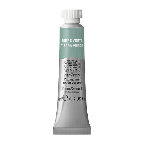 637 W&N Professional Water Colour - Terre Verte