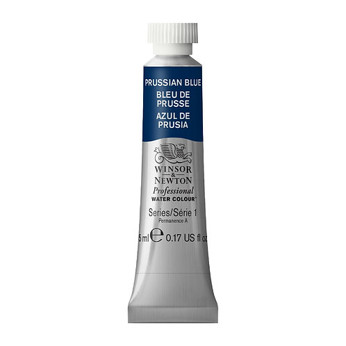 538 W&N Professional Water Colour - Prussian Blue
