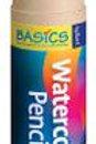 CS Basic Watercolour Pencils