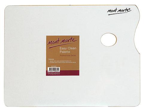 MAPL0002 MM Easy Clean Wood Palette 30x40cm