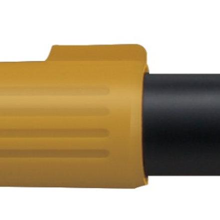 993 Tombow Dual Brush Pen - Chrome Orange