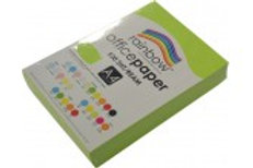 Office Paper A4 500 Sheets Fluro Single Colour