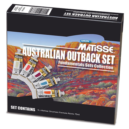 Matisse Structure Australian Outback Fundamental Set