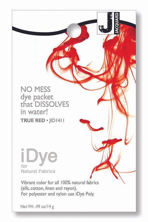 Jacquard iDye - 1411 True Red