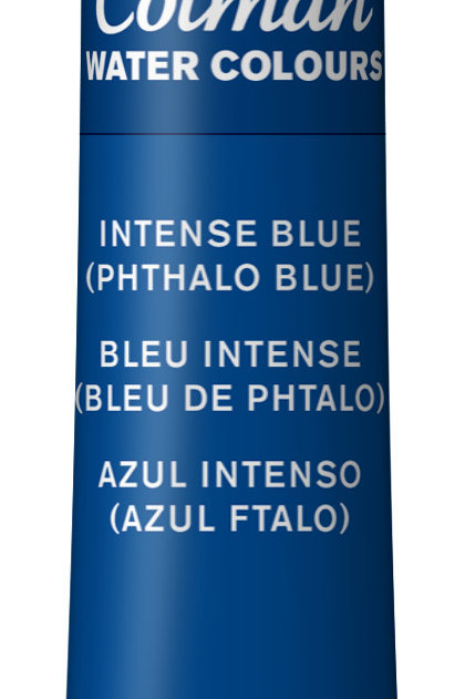 327 W&N Cotman Water Colour - Intense Blue