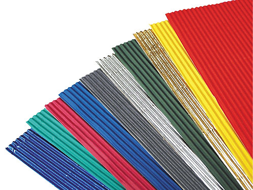 CB195 - CS Corrugated Card - Coloured