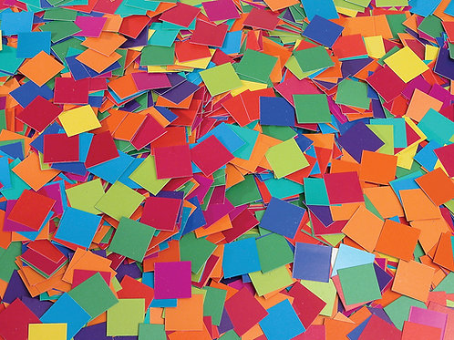 CS Cardboard Mosaic Squares Giant