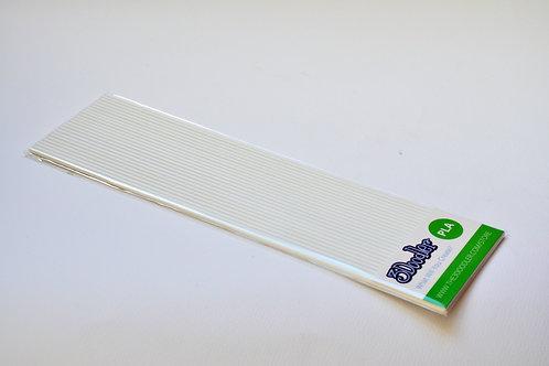 3Doodler PLA Plastic Strands - Snow White