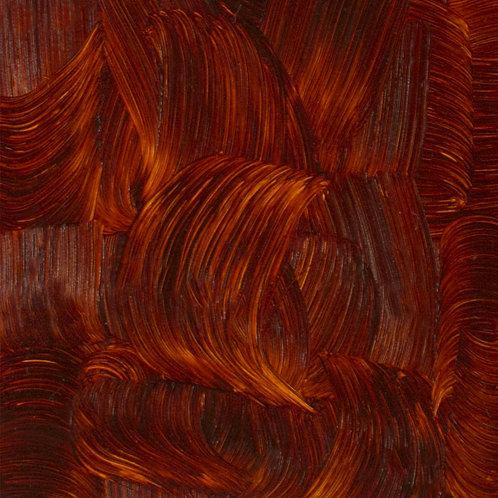 1682 Gamblin Fastmatte Oil Colour 37ml - Transparent Earth Red