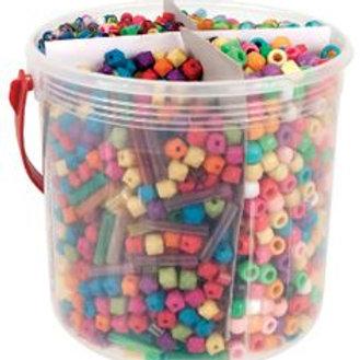 CS Basics Plastic Beads