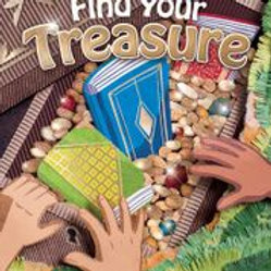 BKW001 CS Book Week 2018 - Find your Treasure