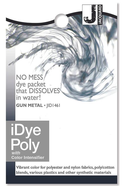 Jacquard iDye Poly - 1461 Gun Metal
