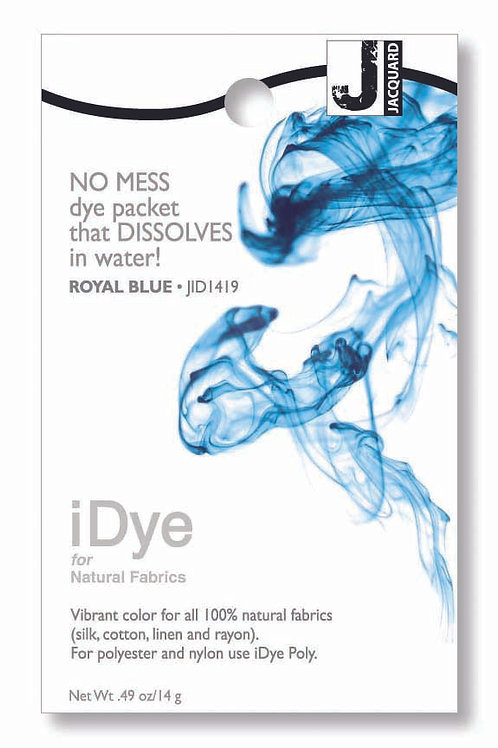 Jacquard iDye - 1419 Royal Blue