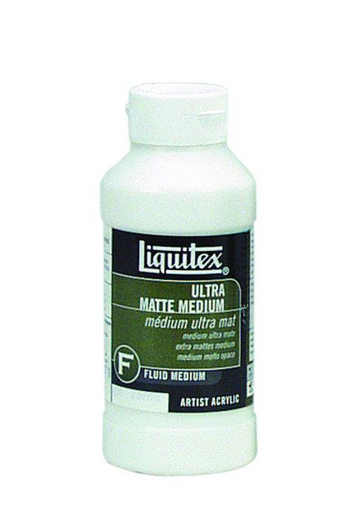 Liquitex Ultra Matt Medium 237ml