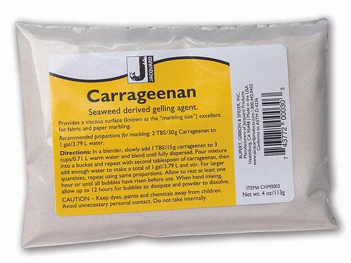 Jacquard Carrageenan