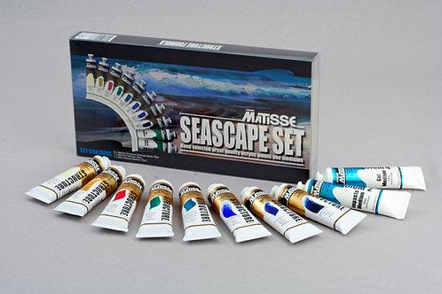 Matisse Structure Seascape Set