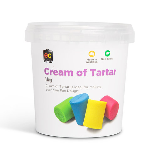 COT1 EC Cream of Tartar 1kg