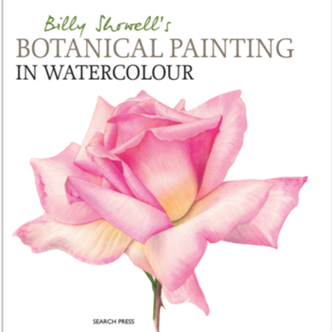 Billy Showell's Botanical Painting in Watercolour by Billy Showell
