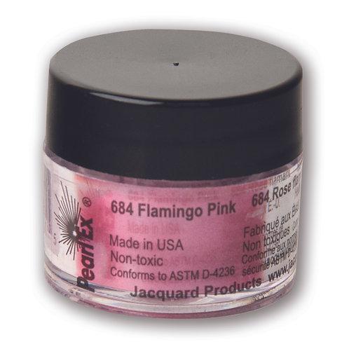 Jacquard Pearl Ex Pigments - Flamingo Pink