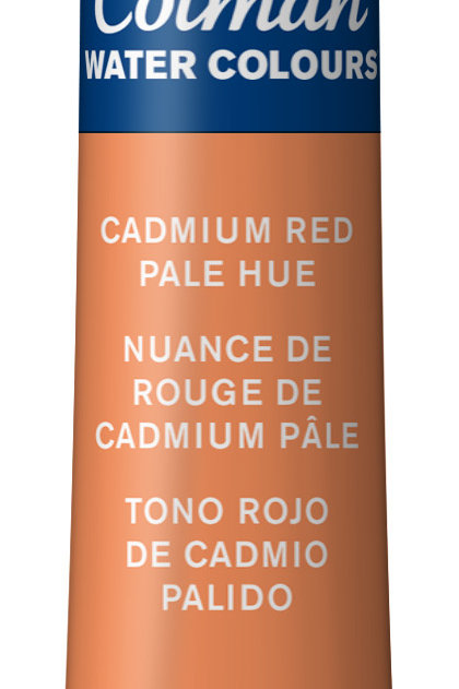 103 W&N Cotman Water Colour - Cadmium Red Pale Hue