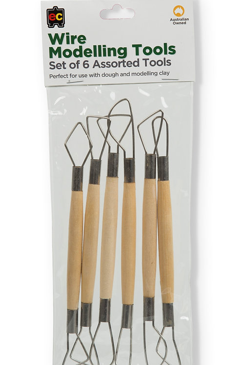WMT6 Wire Modelling Tools (Set of 6)
