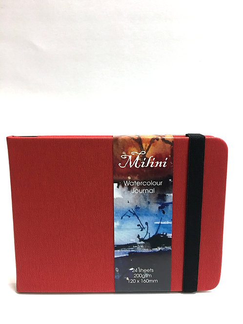 Milini Waterclour Journals