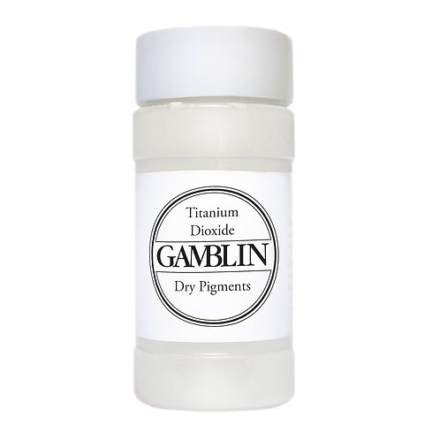 Gamblin Dry Pigments - Titanium Dioxide
