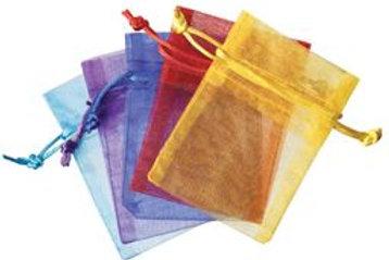 MT130 CS Organza Bags