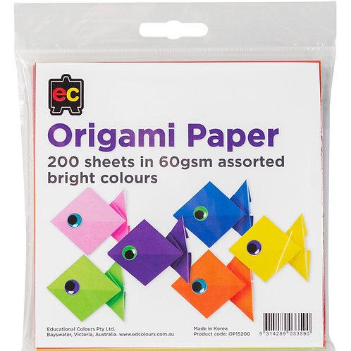 EC Origami Paper