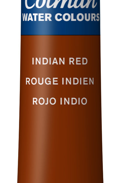 317 W&N Cotman Water Colour - Indian Red