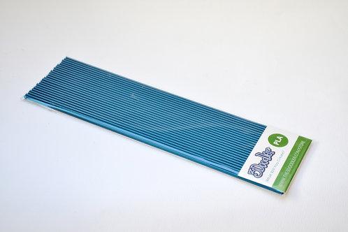 3Doodler PLA Plastic Strands - Blue Steel
