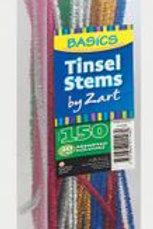 CS Basics Tinsel Stems 30cm