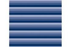 CRSTNB Printed Club Roll Stripes Navy Blue