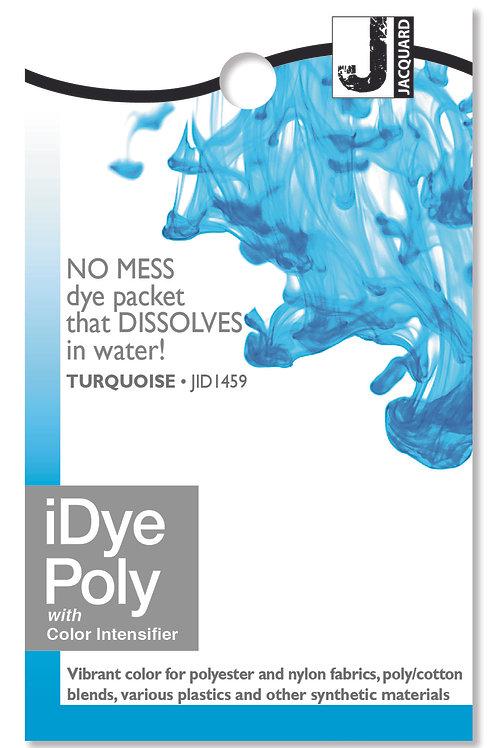 Jacquard iDye Poly - 1459 Turquoise
