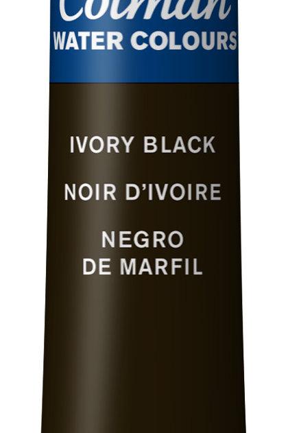 331 W&N Cotman Water Colour - Ivory Black