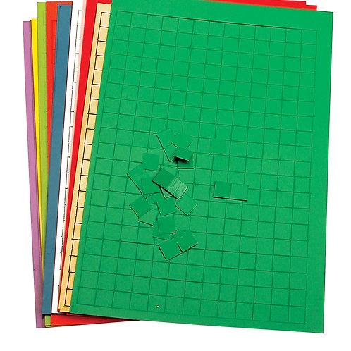 CB815 CS Cardboard Mosaic Squares