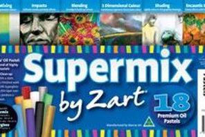 CS Supermix Oil Pastels