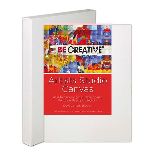 Be Creative Deep Edge 38mm - Square Sizes