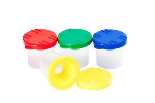 SSPPS4 EC Stubby Safety Paint Pot Set