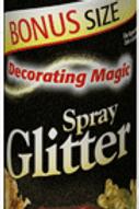 Chase Decorative Sprays - Glitter